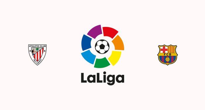 Athletic Club v Barcelona Previa, Predicciones y Pronóstico