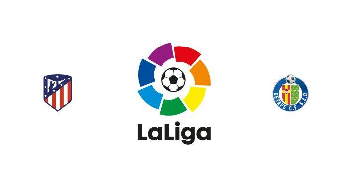 Atlético Madrid v Getafe Previa, Predicciones y Pronóstico 23-01-2019