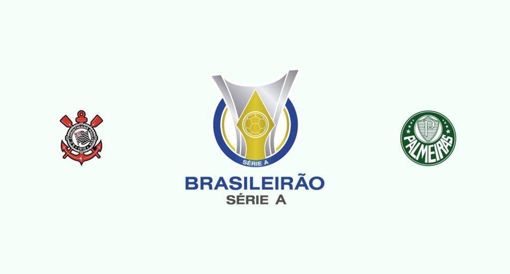 Corinthians v Palmeiras Previa, Predicciones y Pronóstico