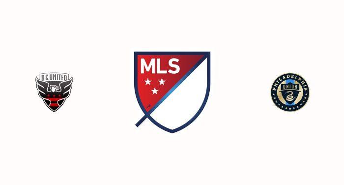 DC United v Philadelphia Union Previa, Predicciones y Pronóstico