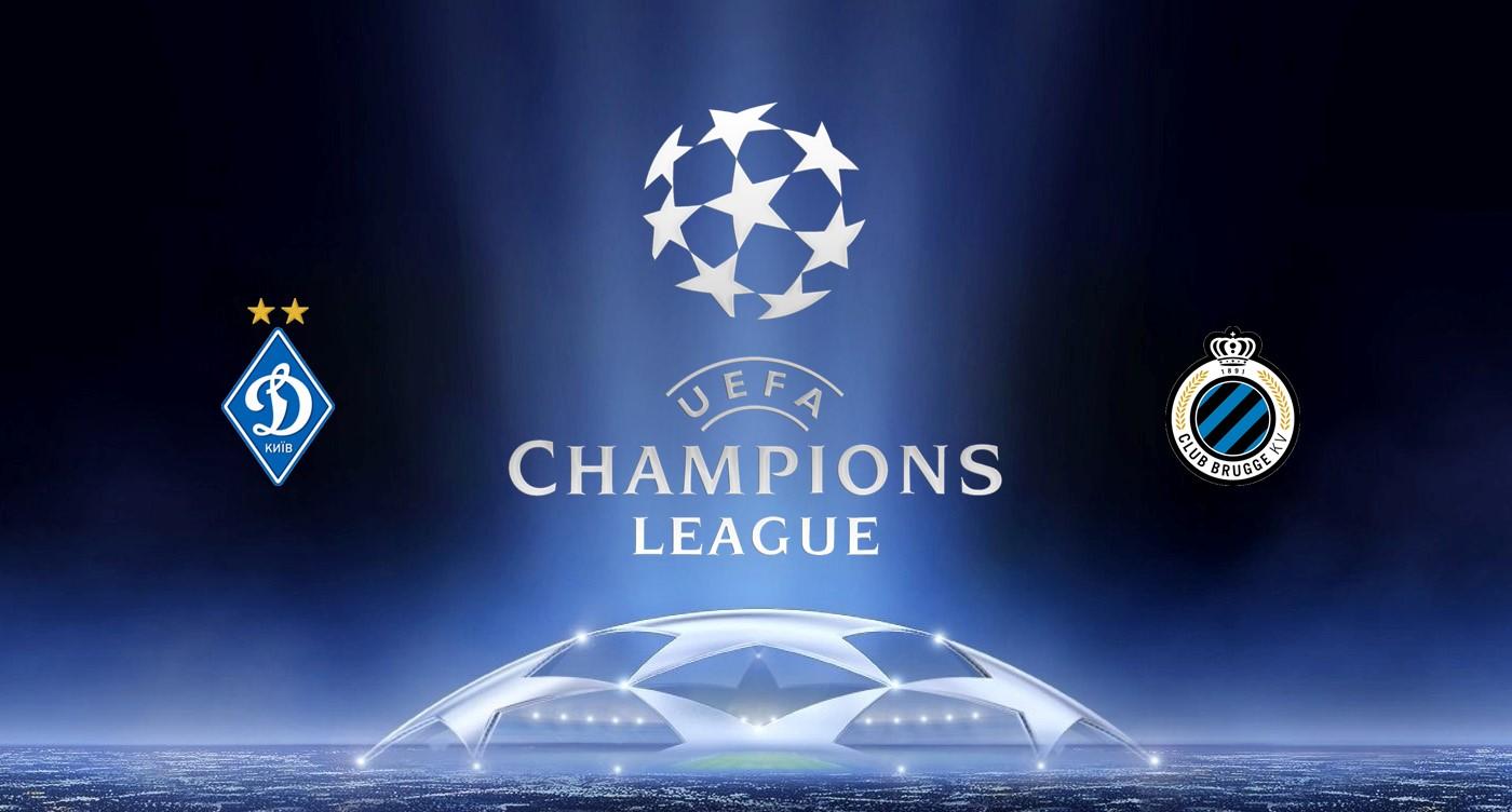 Dinamo Kiev v Brujas
