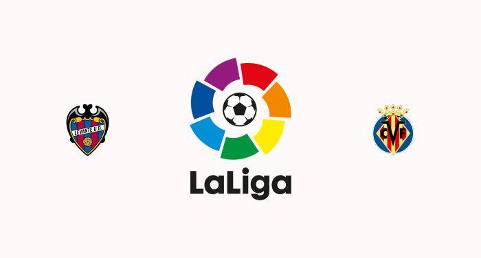 Levante v Villarreal Previa, Predicciones y Pronóstico 22/08/2019