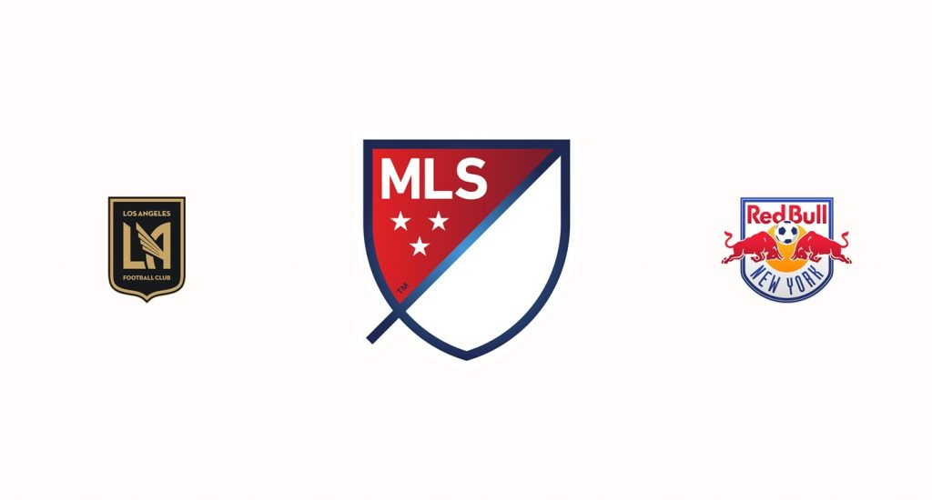 Los Angeles FC v New York Red Bull Previa, Predicciones y Pronóstico