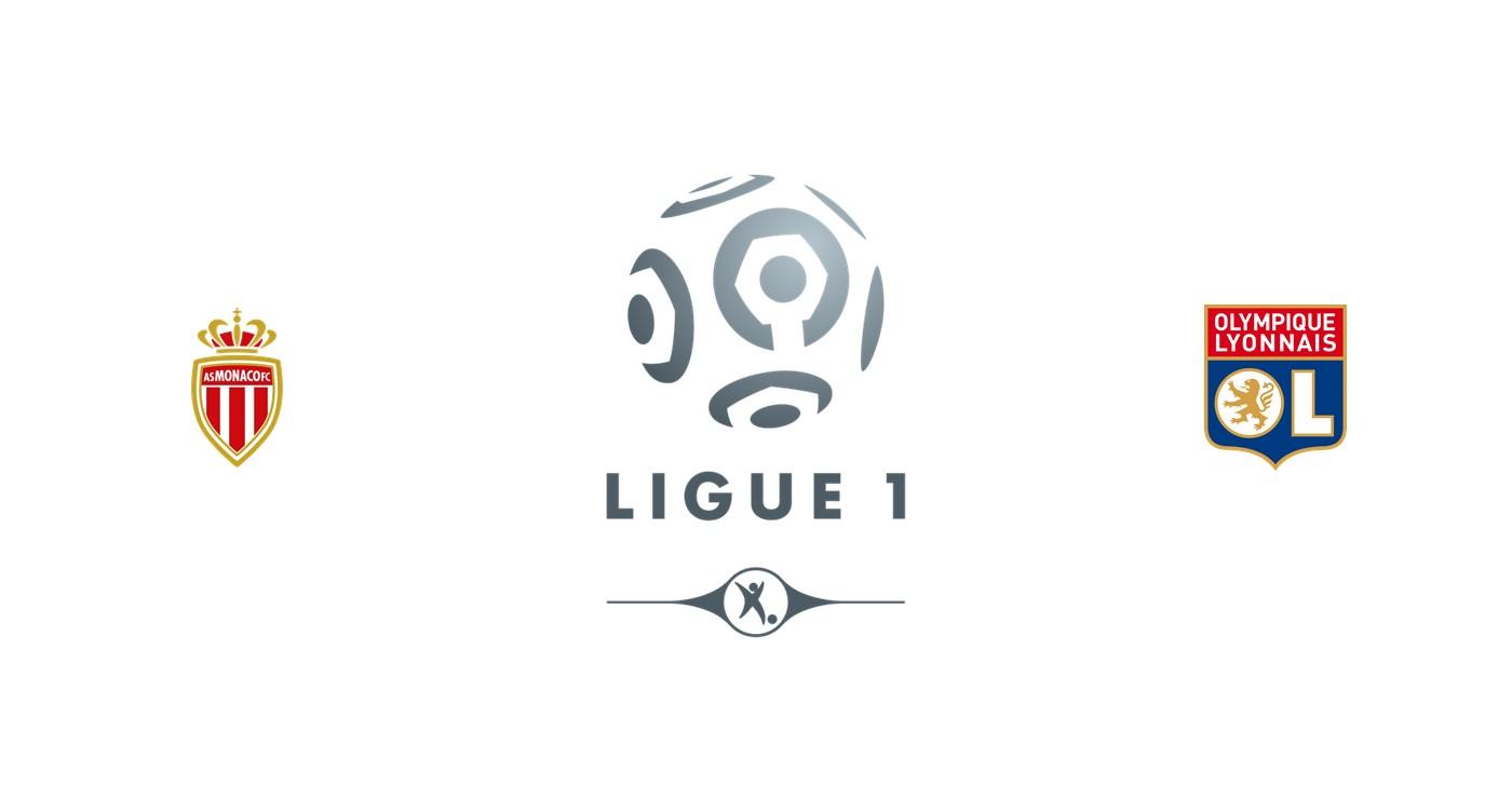 Monaco v Olympique Lyon