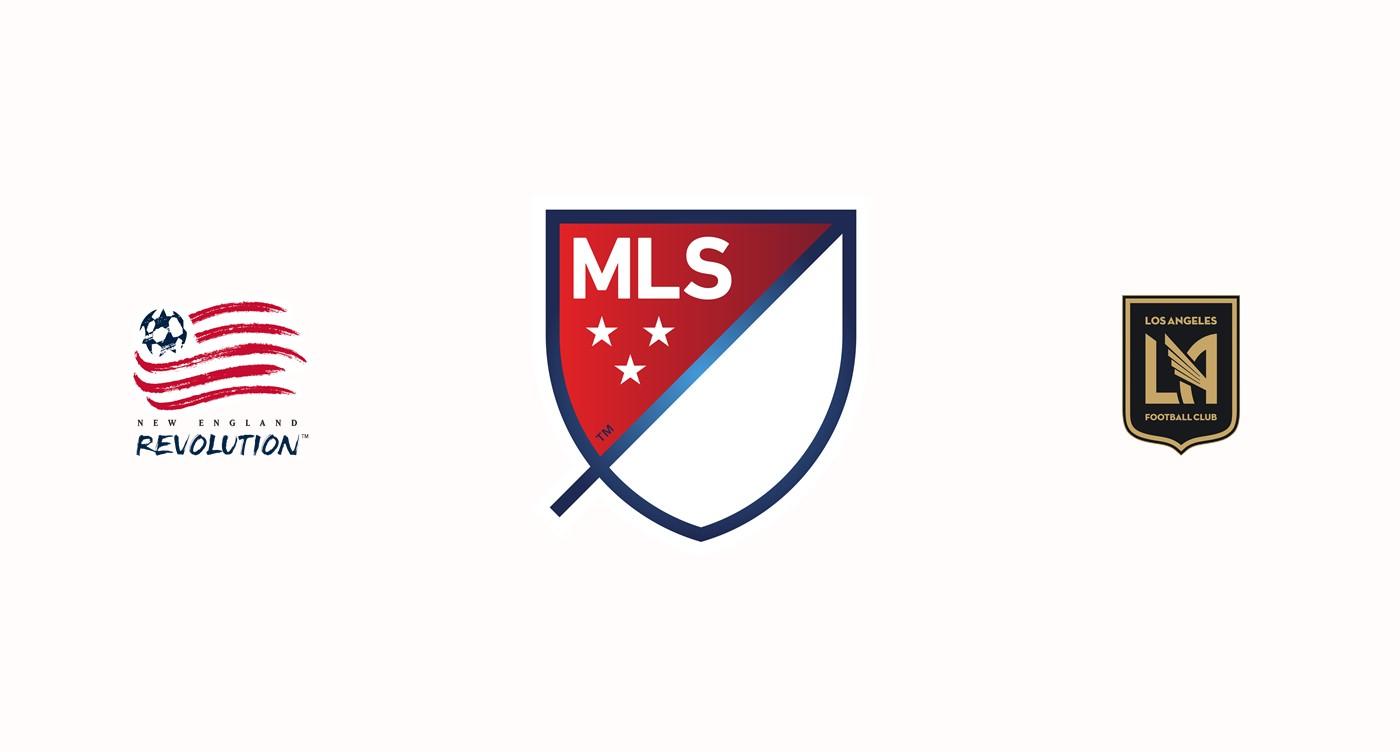 New England Revolution v Los Angeles FC