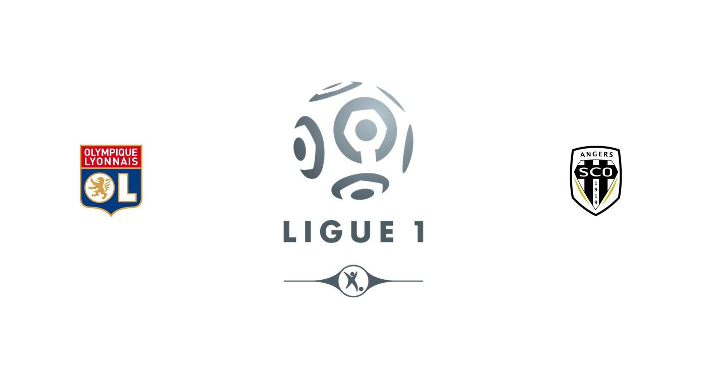 Olympique Lyon v Angers