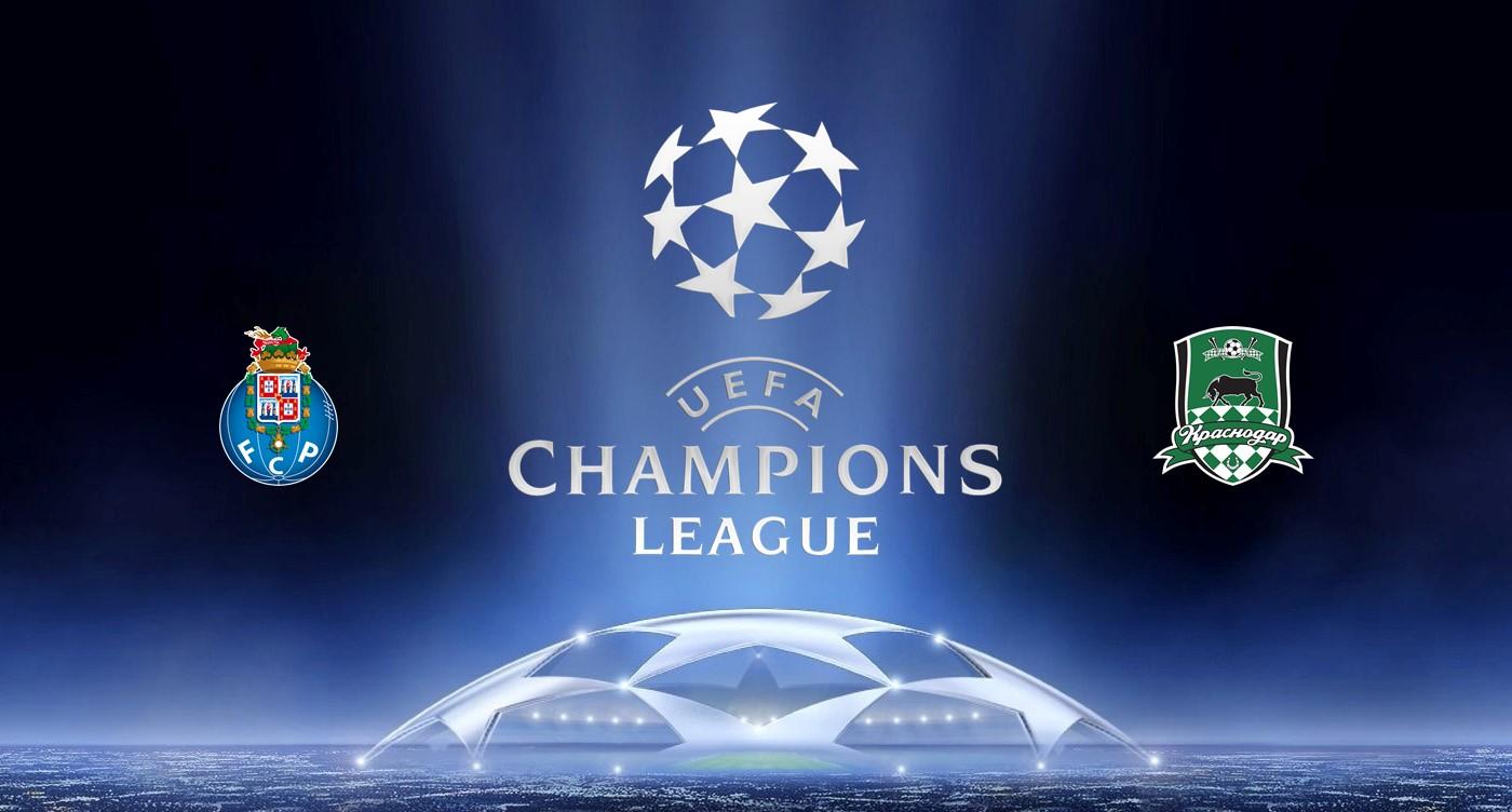 Porto v Krasnodar