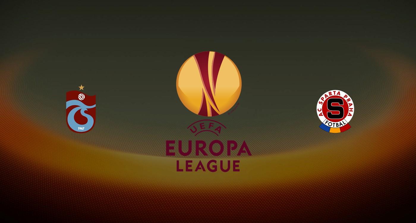 Trabzonspor v Sparta Praga