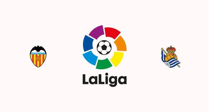 Valencia vs Real Sociedad Previa, Predicciones y Pronóstico 14/08/2019