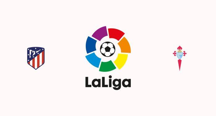 Atlético Madrid v Celta Vigo Previa, Predicciones y Pronóstico 21/09/2019