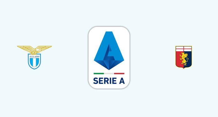 Lazio vs Genoa Previa, Predicciones y Pronóstico 25/09/2019
