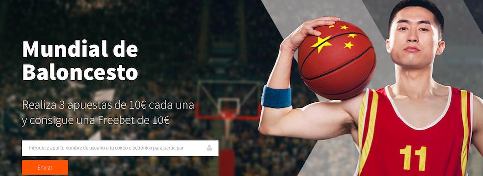 Mundial de Basket Betsson