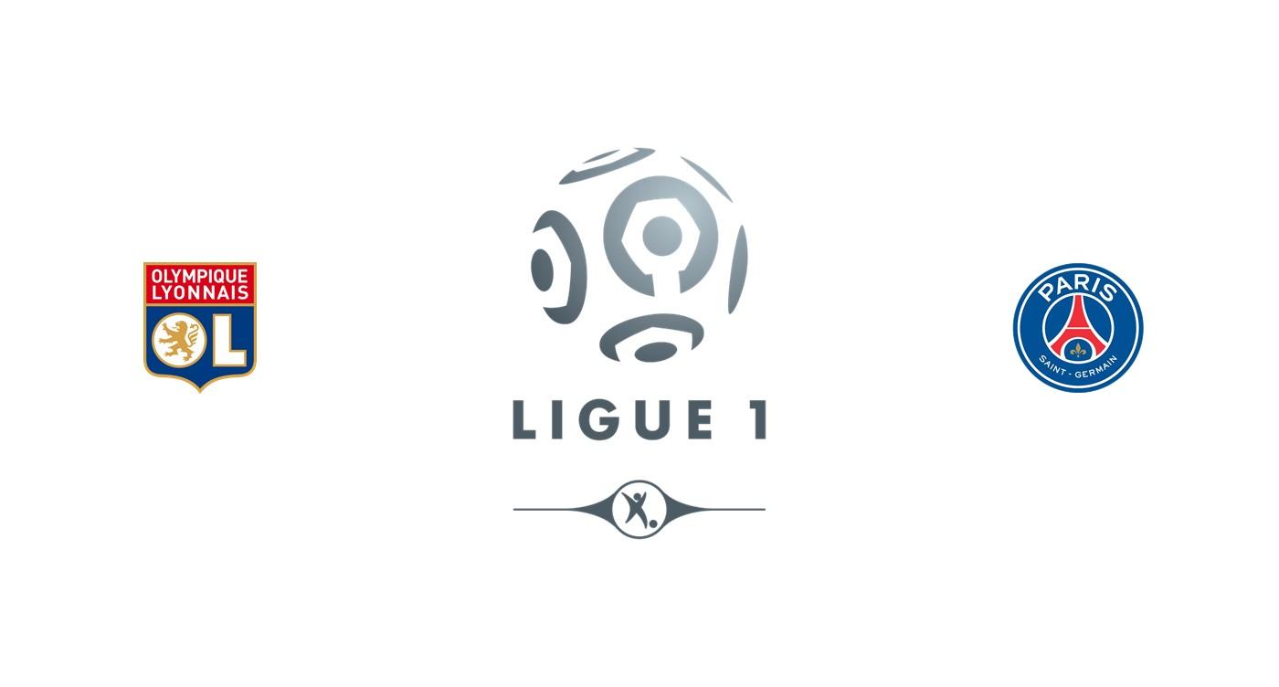 Olympique Lyon v PSG
