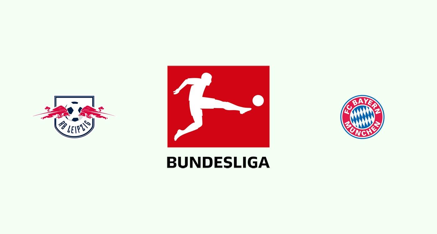 RB Leipzig v Bayern Múnich