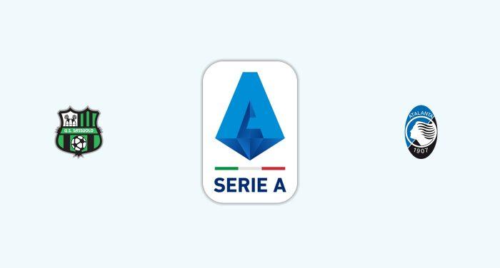 Sassuolo vs Atalanta Previa, Predicciones y Pronóstico 25/09/2019