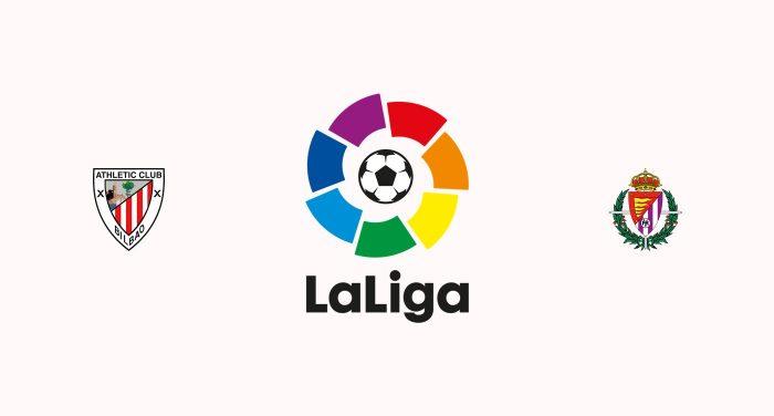 Athletic Club vs Valladolid Previa, Predicciones y Pronóstico 17/10/2019