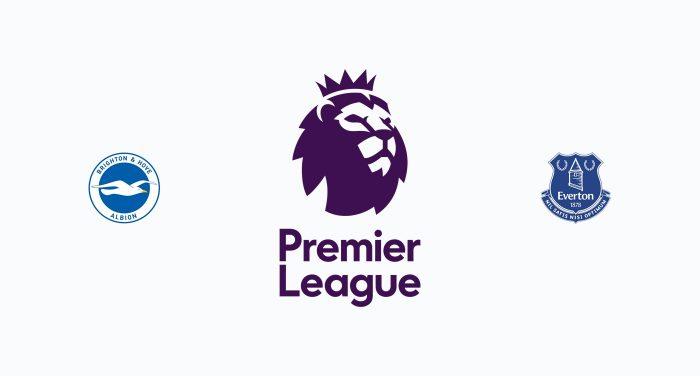 Brighton vs Everton Previa, Predicciones y Pronóstico 23/10/2019