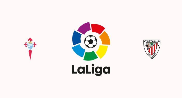 Celta Vigo vs Athletic Club Previa, Predicciones y Pronóstico 03/10/2019
