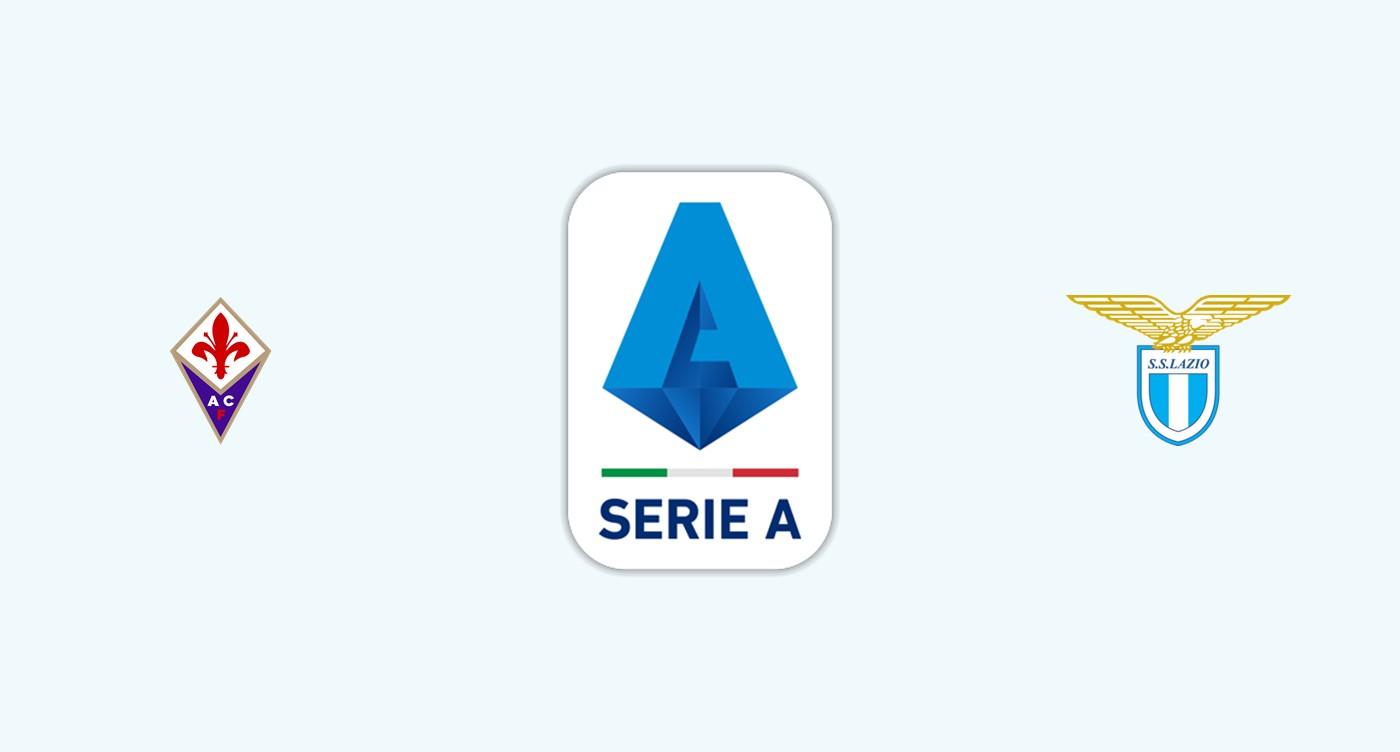 Fiorentina v Lazio