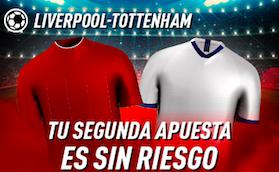 Liverpool v Tottenham oferta Sportium