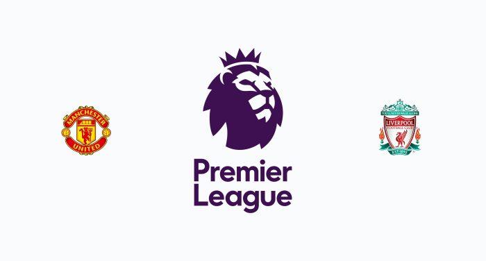 Manchester United vs Liverpool Previa, Predicciones y Pronóstico 17/10/2019