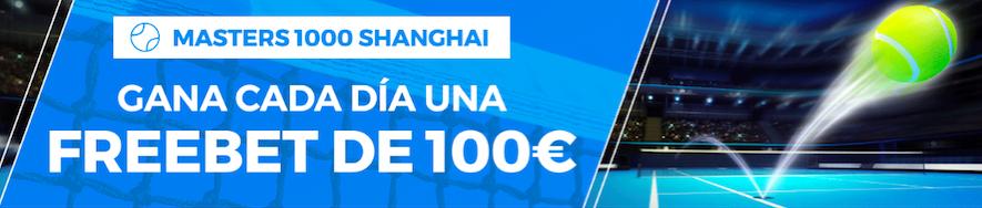 Masters de Shanghai bonus Pastón