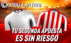 Sevilla v Atlético Madrid oferta Sportium