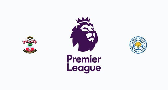 Southampton v Leicester Previa, Predicciones y Pronóstico 23/10/2019
