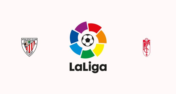 Athletic Club v Granada Previa, Predicciones y Pronóstico