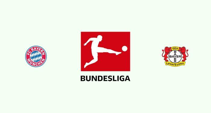 Bayern Múnich vs Bayer Leverkusen Previa, Predicciones y Pronóstico 28/11/2019