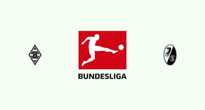 Borussia Monchengladbach v Friburgo Previa, Predicciones y Pronóstico