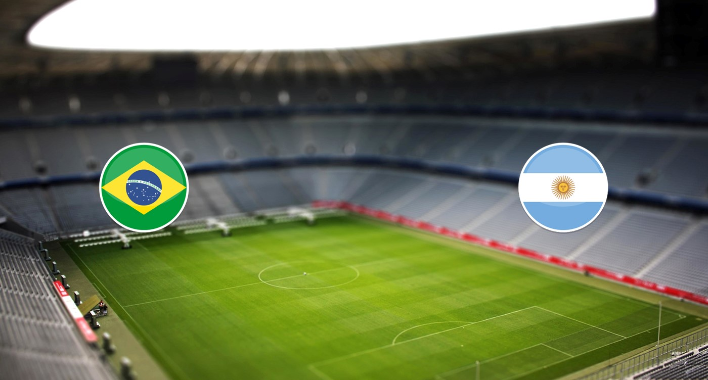 Brasil v Argentina