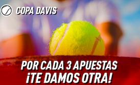 Copa Davis bono Sportium