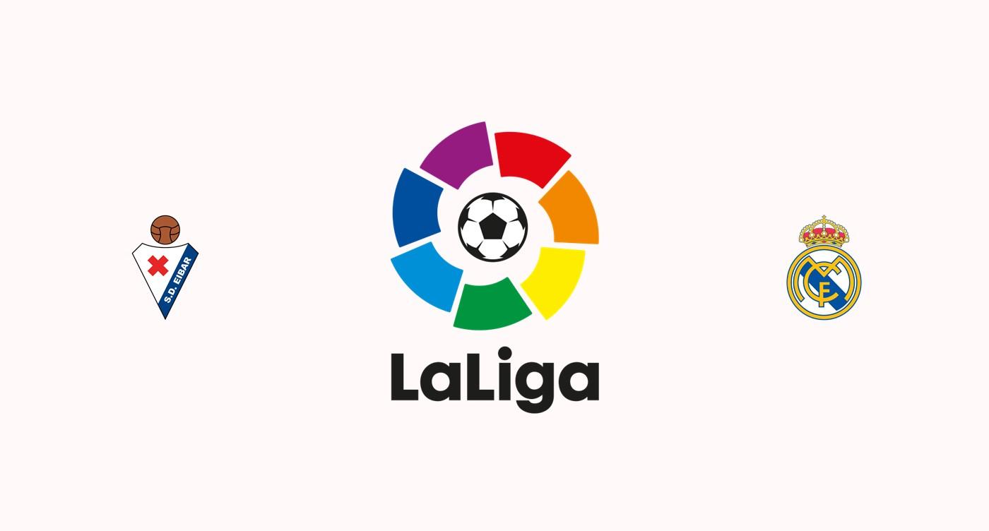 Eibar v Real Madrid