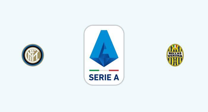 Inter Milán vs Hellas Verona Previa, Predicciones y Pronóstico 06/11/2019