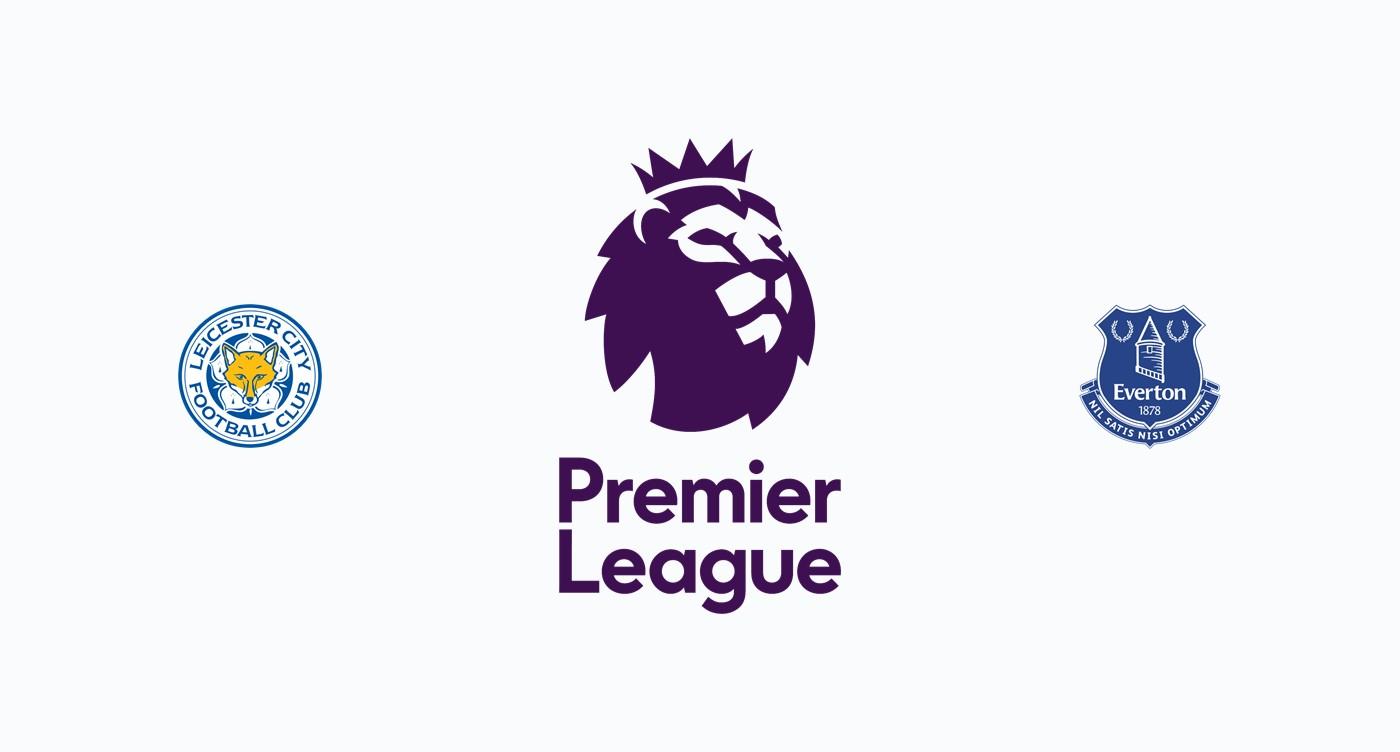 Leicester v Everton