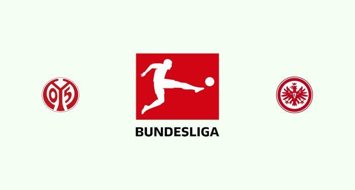Mainz 05 v Eintracht Frankfurt Previa, Predicciones y Pronóstico