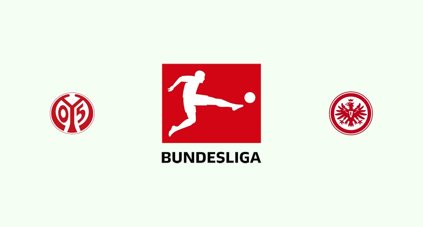 Mainz 05 v Eintracht Frankfurt