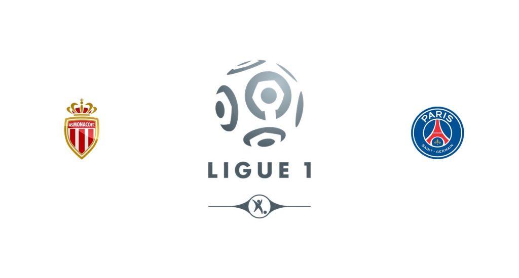 Mónaco v PSG Previa, Predicciones y Pronóstico 29-11-2019