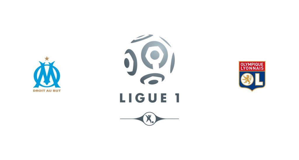 Olympique Marsella v Olympique Lyon Previa, Predicciones y Pronóstico