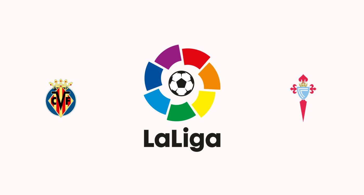 Villarreal v Celta Vigo
