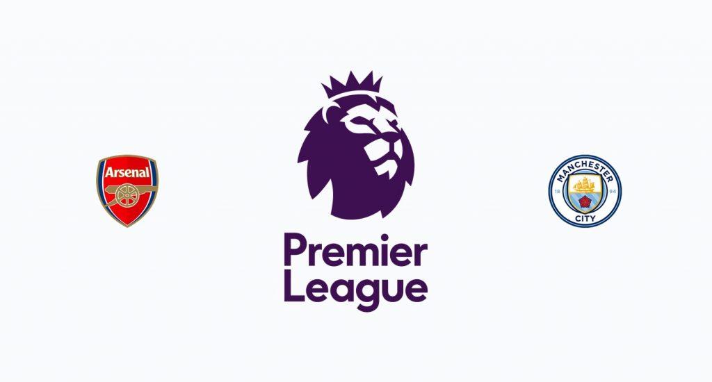 Arsenal v Manchester City Previa, Predicciones y Pronóstico