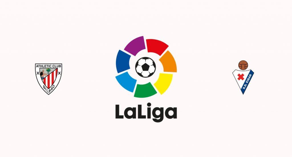 Athletic Club v Eibar Previa, Predicciones y Pronóstico