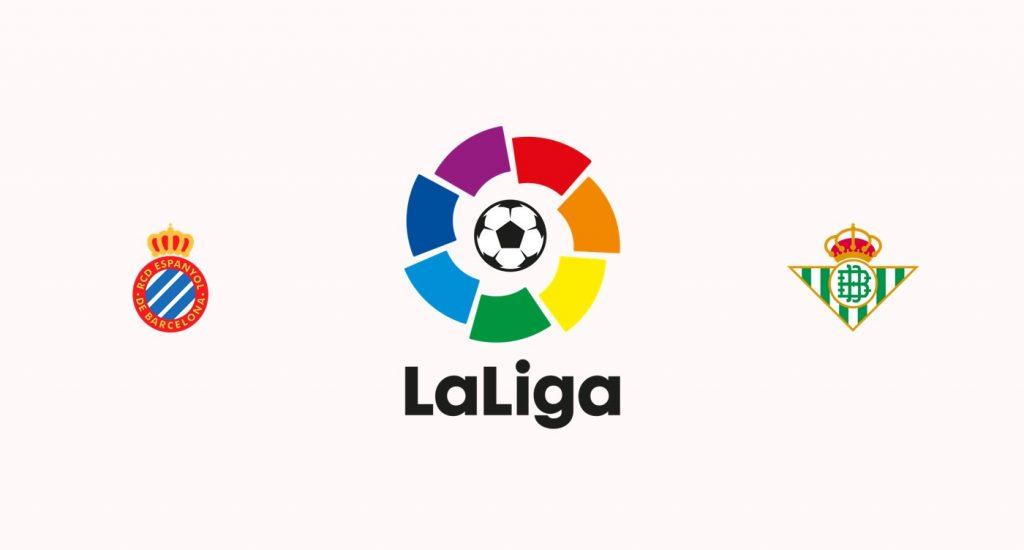 Espanyol v Betis Previa, Predicciones y Pronóstico