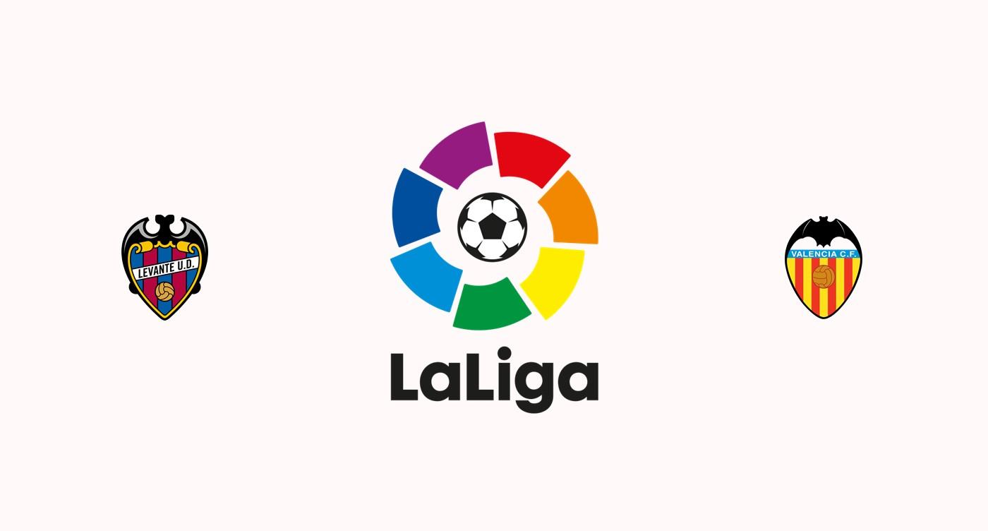Levante v Valencia
