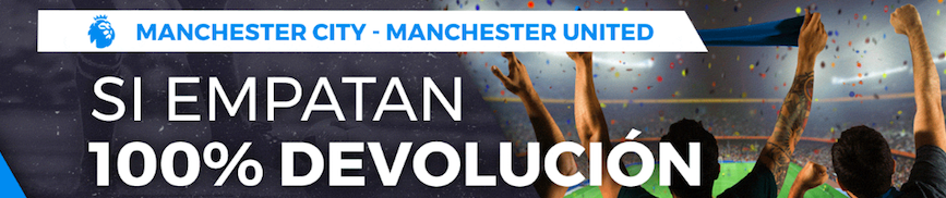 Manchester City v Manchester United oferta Pastón