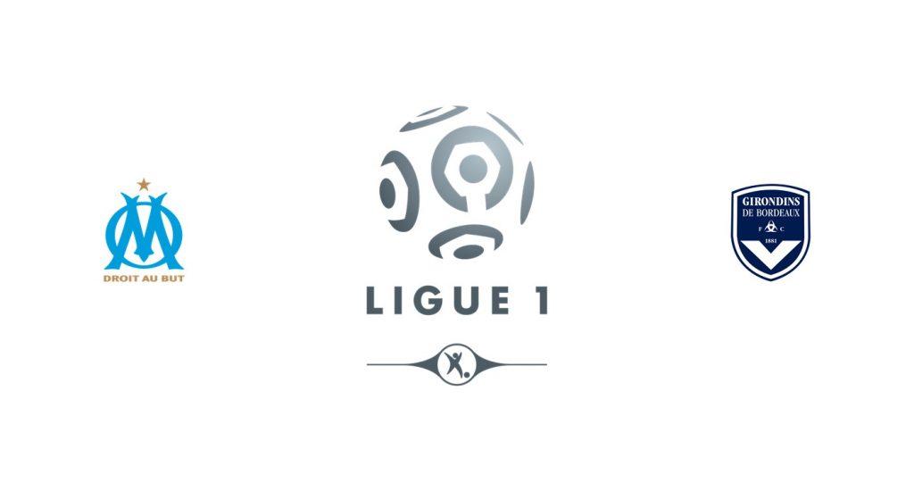 Olympique Marsella v Girondins Bordeaux Previa, Predicciones y Pronóstico