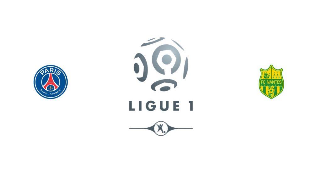 PSG v Nantes Previa, Predicciones y Pronóstico