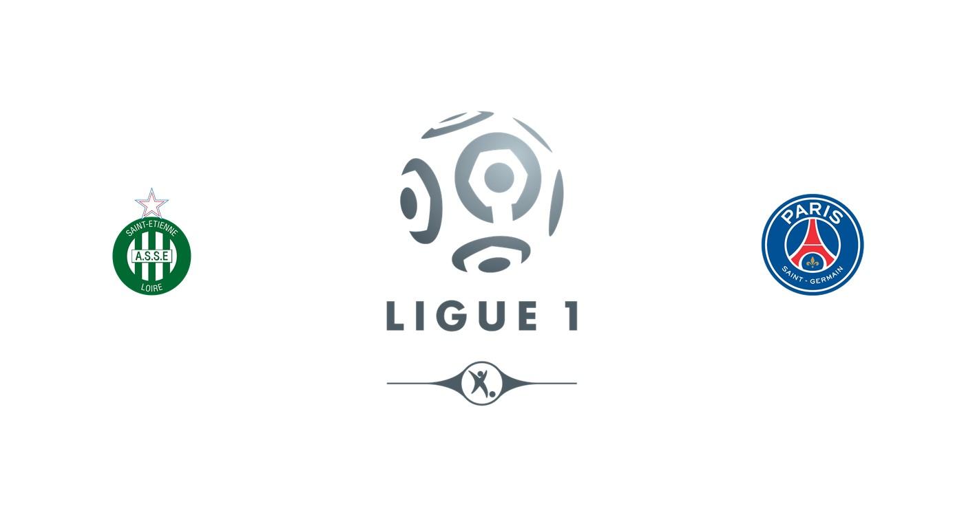 Saint Etienne v PSG