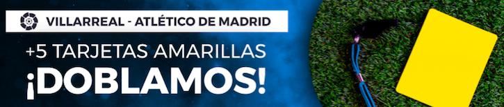 Villarreal v Atlético Madrid bono Pastón